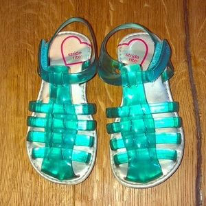 Stride rite Jellies